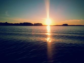sunsetandwaves