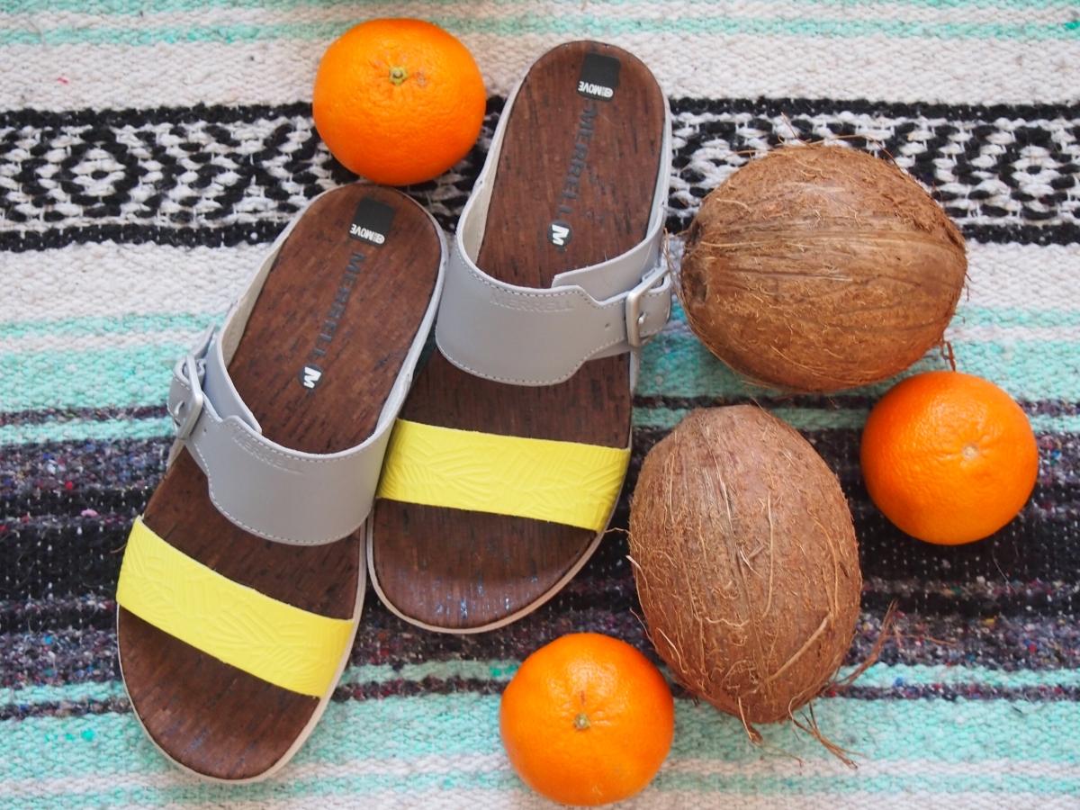 Sandaalit reissuun