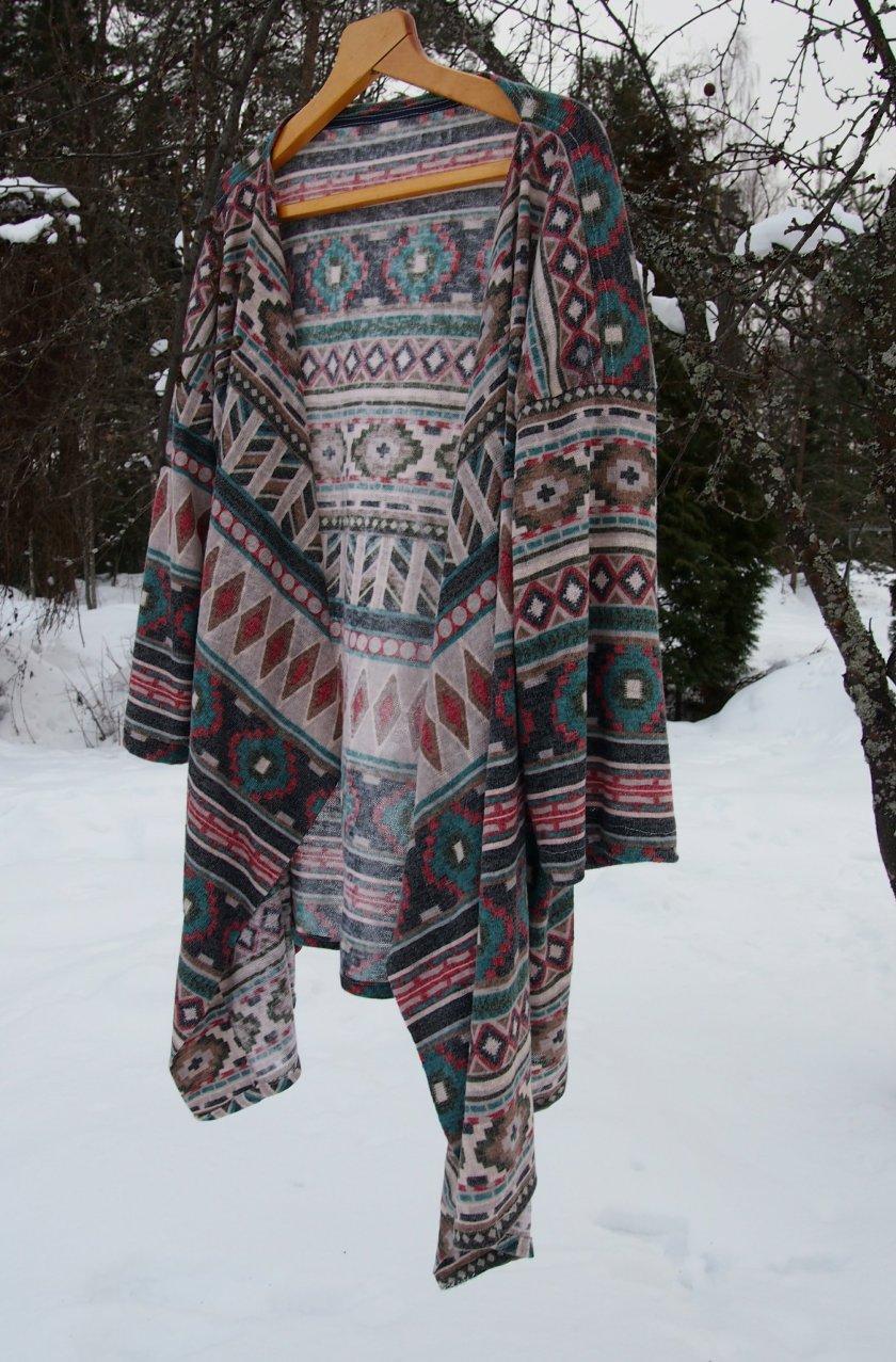 Helppo kimono