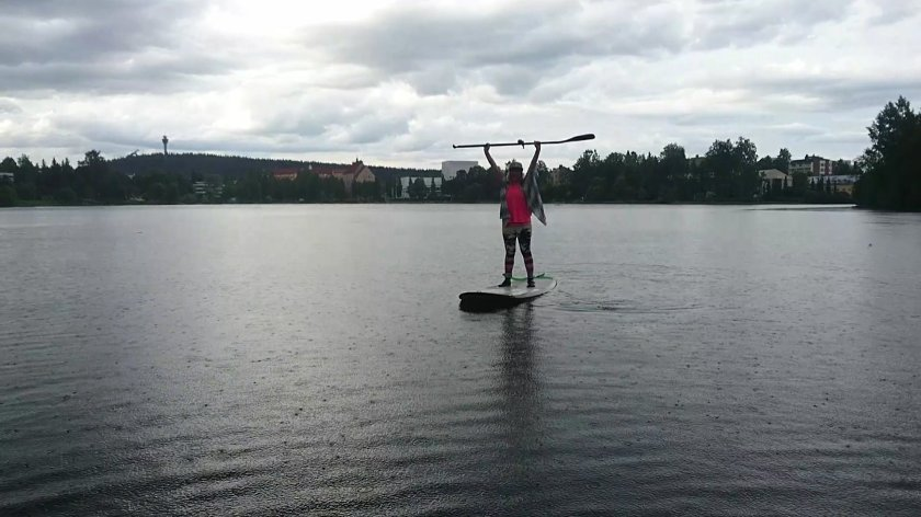 Valkeisenlampi Kuopio