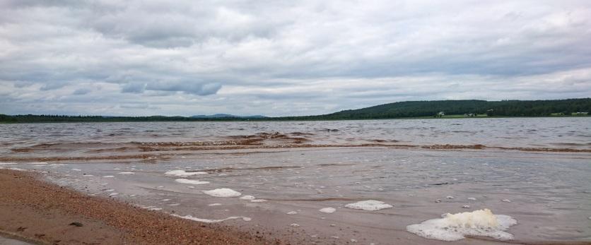 Ratasjärvi, Hietaniemi